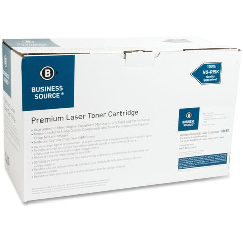 Business Source Remanufactured Toner Cartridge - Alternative for HP 82X (C4182X)