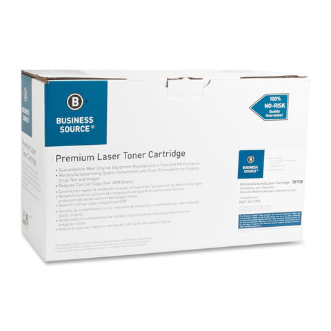 Business Source Remanufactured Toner Cartridge - Alternative for Dell (341-2916)