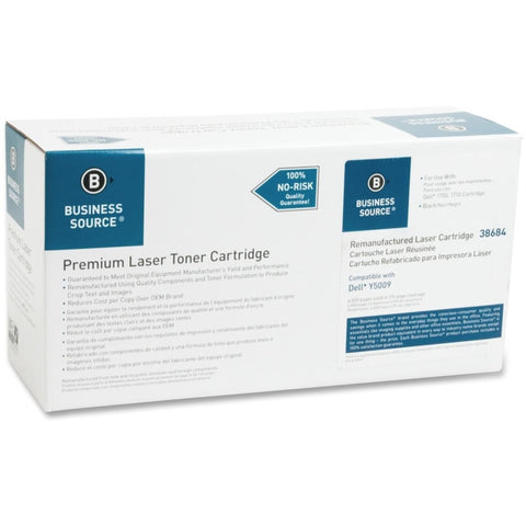 Business Source Remanufactured Toner Cartridge - Alternative for Dell (Y5009)