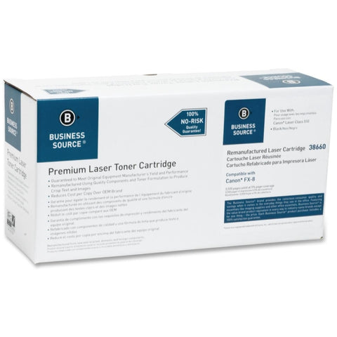 Business Source Remanufactured Toner Cartridge - Alternative for Canon (FX-8)