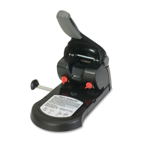 Business Source Effortless Two-Hole Punch