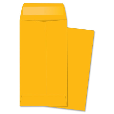 Business Source Little Coin No. 7 Kraft Envelopes