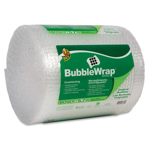 Duck Brand Protective Bubble Wrap Packaging