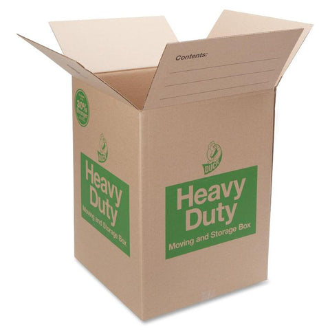 Duck Brand Double-wall Construction Hvy-duty Boxes