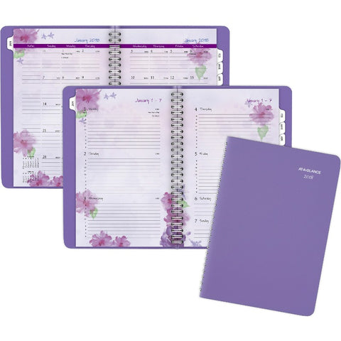 At-A-Glance Beautiful Day Weekly/Monthly Appointment Book