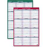 At-A-Glance 2-sided Vertical Erasable Wall Planner