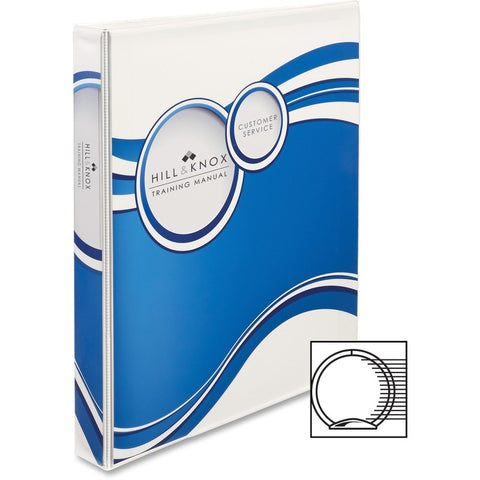 Avery Designer View Binders with Slant Rings