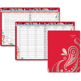 At-A-Glance Playful Paisley Weekly/Monthly Appointment Book