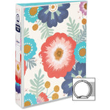 "Avery 5-1/2"" x 8-1/2"" Mini Durable Style Binders with Round Rings"