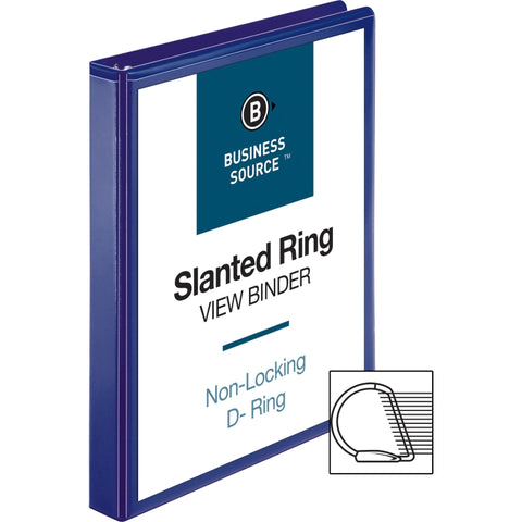 Business Source D-Ring View Binder