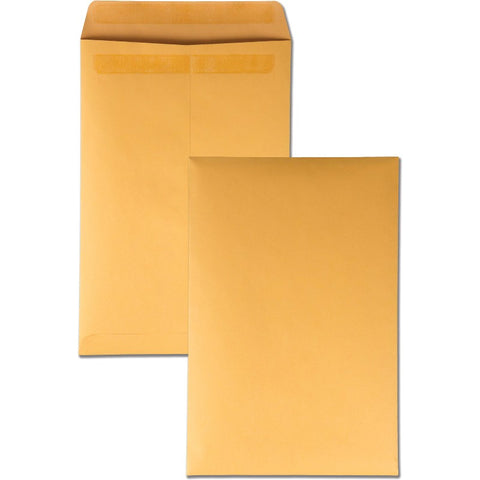 Quality Park Redi-Seal Kraft Catalog Envelopes