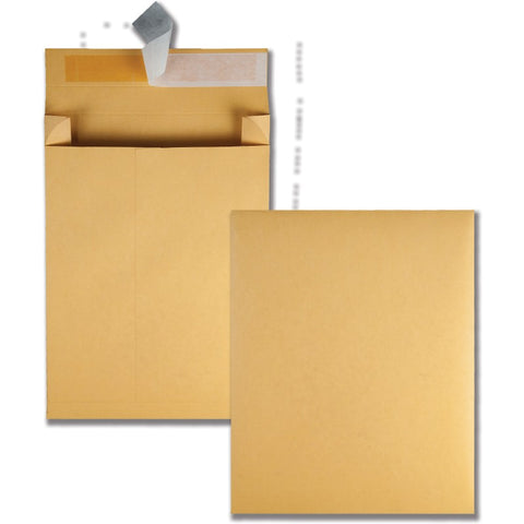 Quality Park Open-end Kraft Self Sealing Mailers