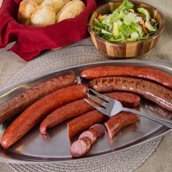 Top 6 Sausages by Nolechek's