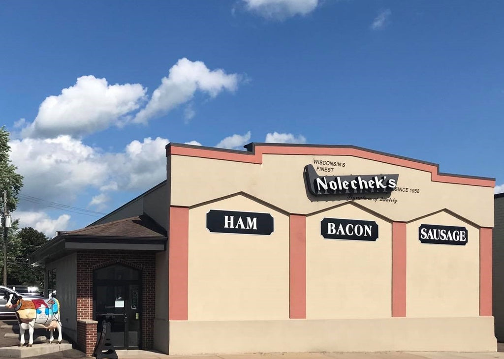 Wisconsin's Finest locally crafted award-winning ham, bacon, sausage
