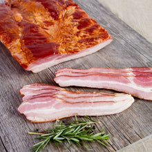 Locally Produced Premium Bacon, and Quality Meat Products