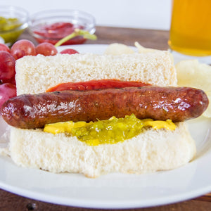 Locally Produced Bratwurst and Old World Meat Products from Nolechek's Meats in Thorp, WI