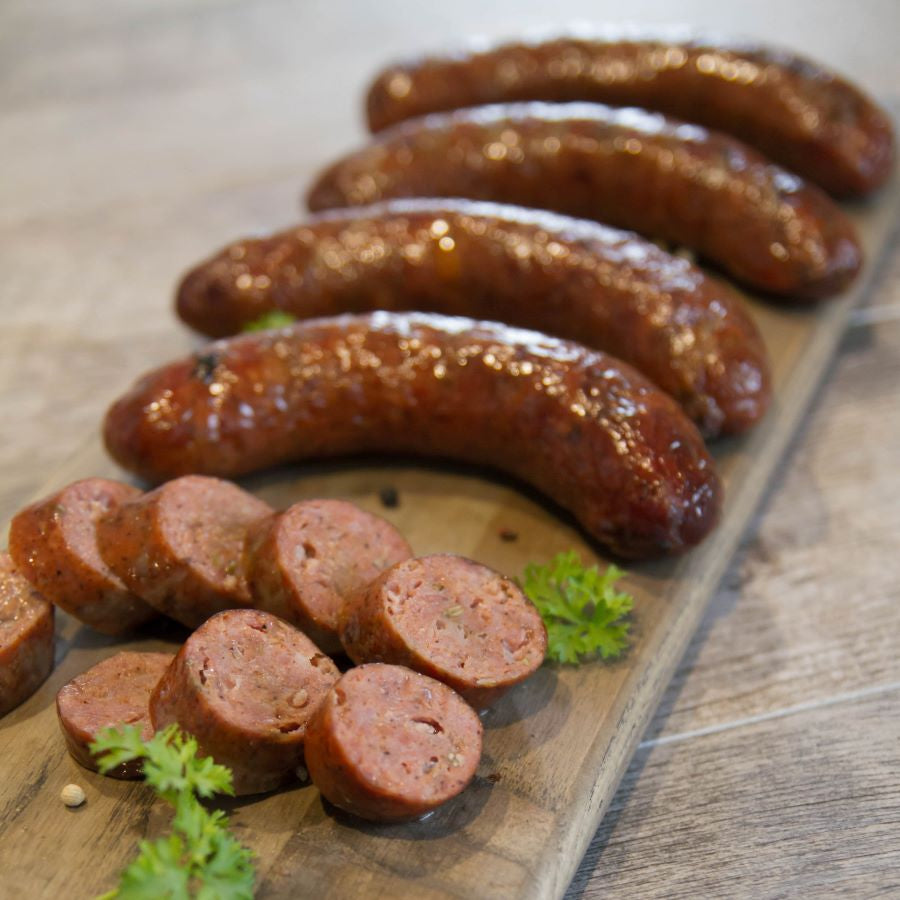 Traditional Bratwurst - Nolechek's Meats, Inc.