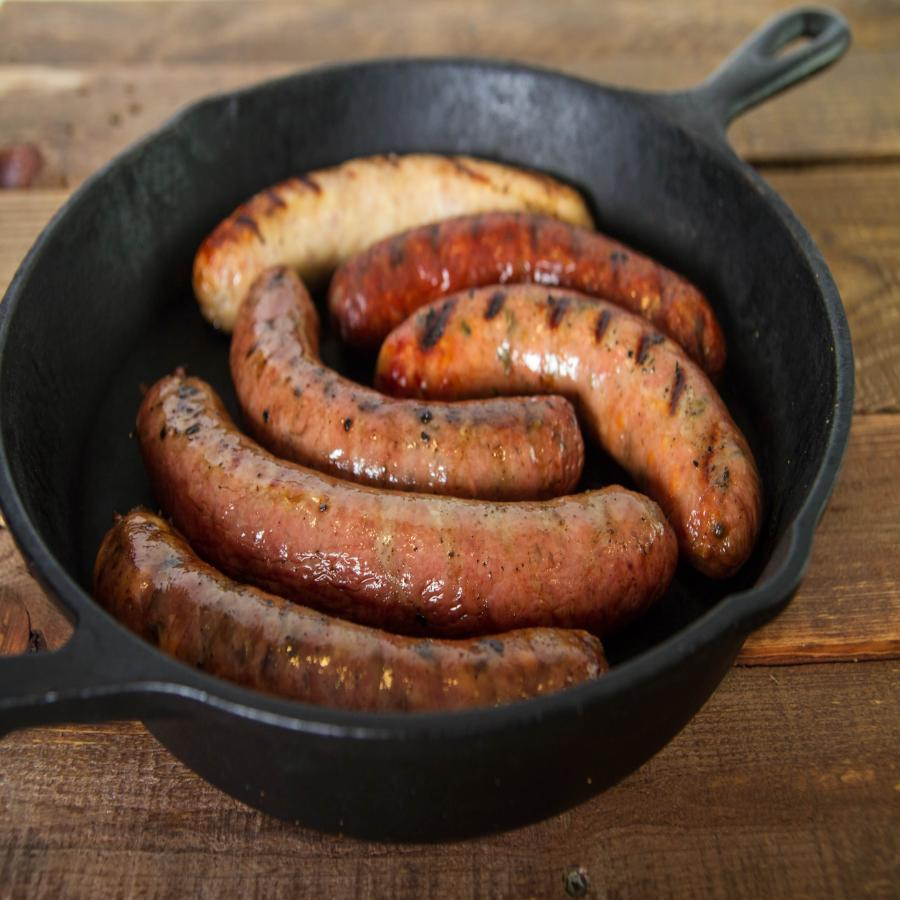Locally Produced Premium Sausage, and Quality Meat Products