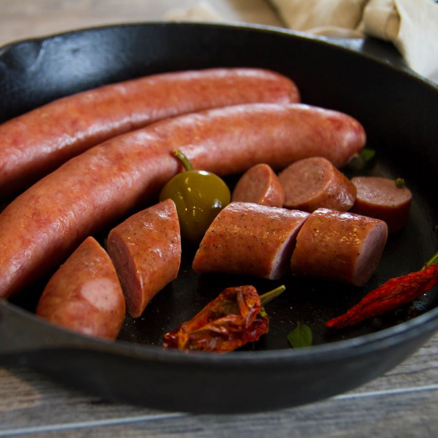Hickory Smoked Specialty Sausage - Nolechek's Meats, Inc.