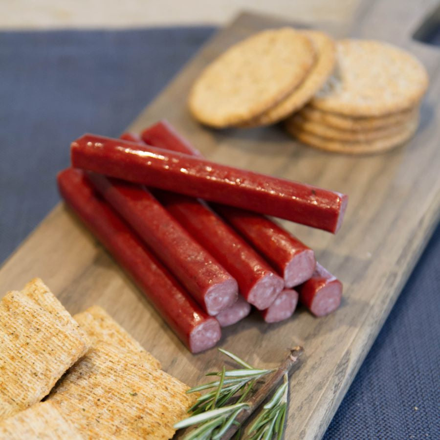 Hickory Smoked Snack Sticks - Nolechek's Meats, Inc.