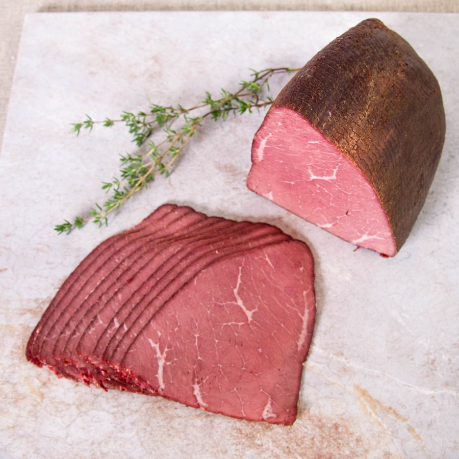 Hickory Smoked Dried Beef - Nolechek's Meats, Inc.