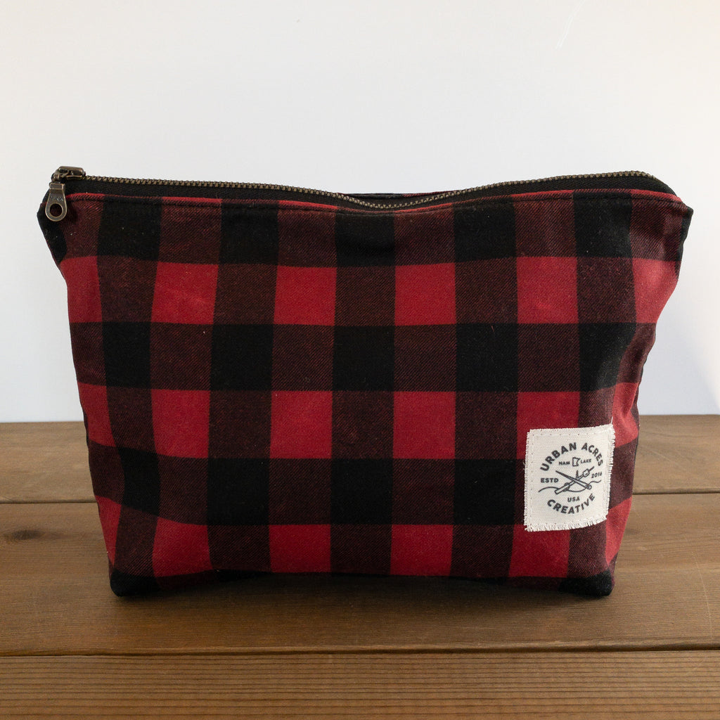 Limited Edition - Buffalo Stand Up Pouch