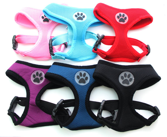 Dog Cat Control Harness Pet puppy harness Soft Paw - Firex, home decor, iphone case, amazon , ebay , mercado libre, free shipping, woman accesories, living decor, pets, harness, led light iphone