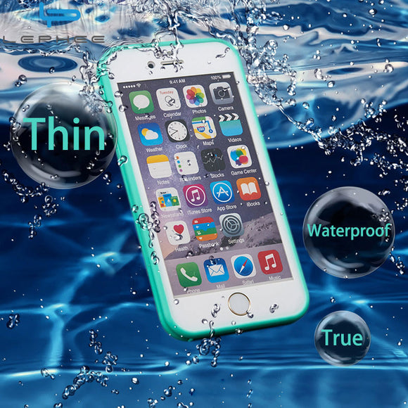 Waterproof Phone Case iPhone 6S 5 5S 6Plus  7 7 Shockproof Touch Cover Armor Swim Case water proof - Firex, home decor, iphone case, amazon , ebay , mercado libre, free shipping, woman accesories, living decor, pets, harness, led light iphone