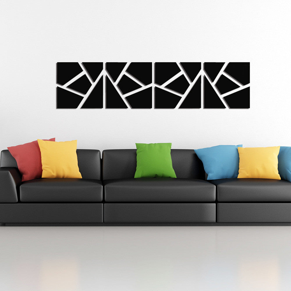 Div idenbtranslateelement div new wall sticker home new wall sticker home decoration acrylic mirror decal amipublicfo Image collections