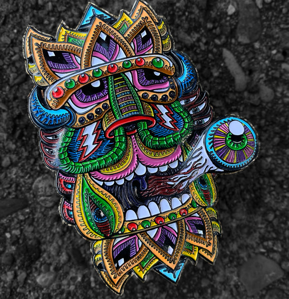 Chris Dyer x Black Box King (OG)