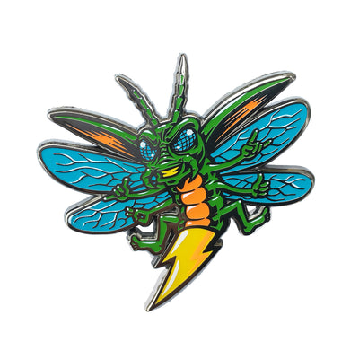 Electrifly Logo Pin