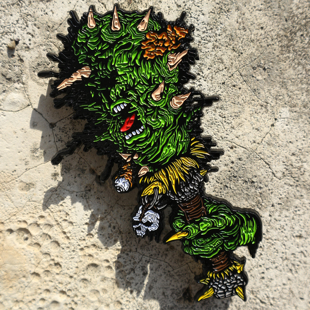Screaming Bludgeon Pin (OG) (SOLD OUT)