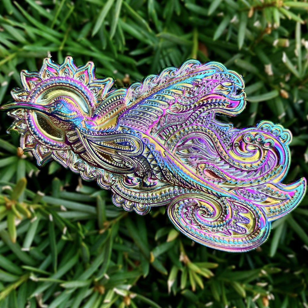 Cyber Monday Picaflor x Chris Dyer Pin