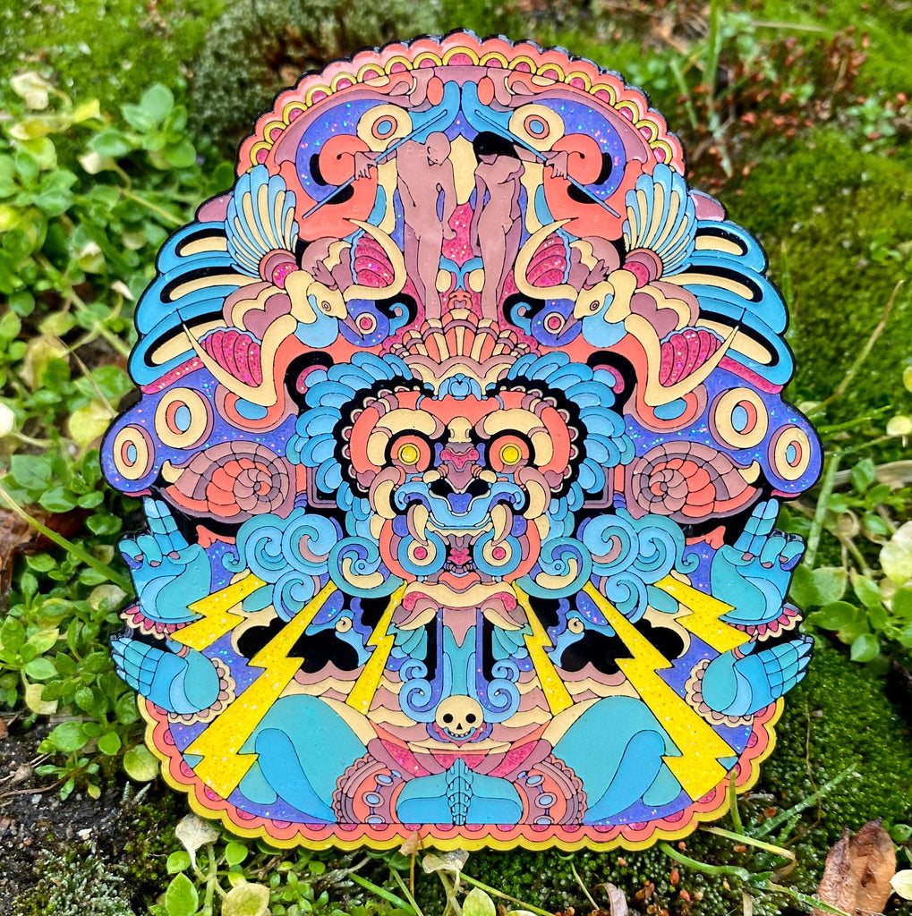 Electric Aztec (LE/50)