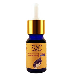 Rejuvenating Hair Growth Serum (infused with essential oils)