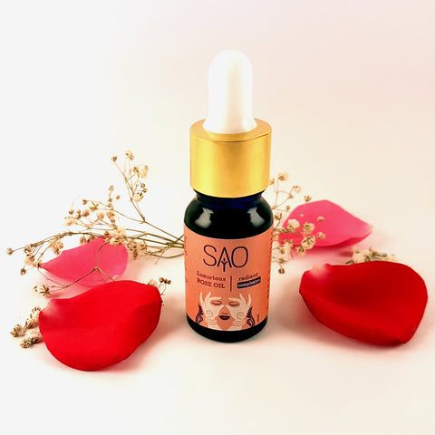 Luxurious Rose Oil (Radiant Complexion)