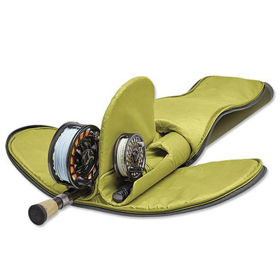 ORVIS SAFE PASSAGE DOUBLE ROD/REEL CASE