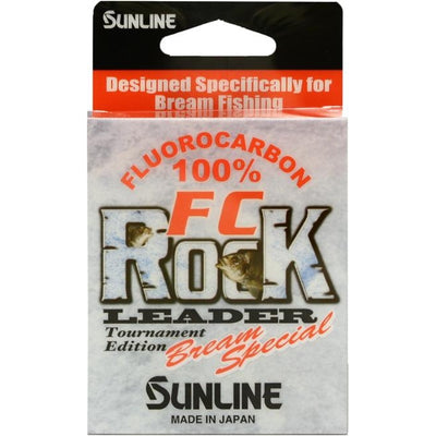 SUNLINE FC ROCK BREAM SPECIAL - Compleat Angler Sydney