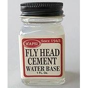 FLY HEAD CEMENT - WATER BASED - Compleat Angler Sydney