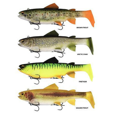 DAIWA LIVE TROUT SWIMBAIT