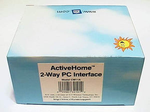 X10 Genuine CM11A ActiveHome Serial Computer Interface Pre CM15A