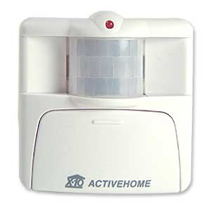 X10 Home Automation MS13A HawkEye Indoor Motion Sensor