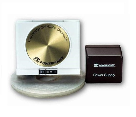 X10 Powerhouse TH2807 Thermostat Set-back Controller