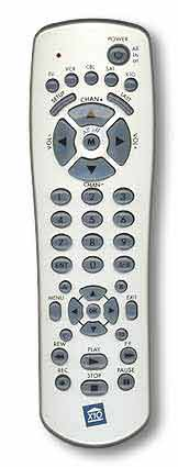 X10 5 Device Universal Preprogrammed Remote Control UR73A OLDER VERSION