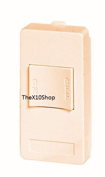 X10 PRO XP1A-I One Button Ivory Keypad ALL ON and ALL OFF