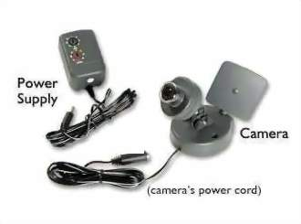 X10 XCam2 2.4Ghz Black and White Video Camera with Audio Model XX20A