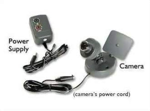 X10 XCam2 2.4Ghz Color Video Camera with Audio Model XX16A