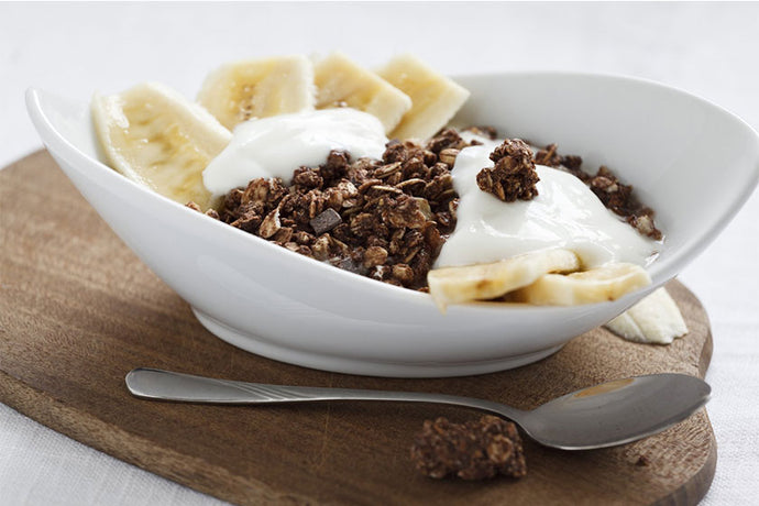 Recipe: Chocolate Granola