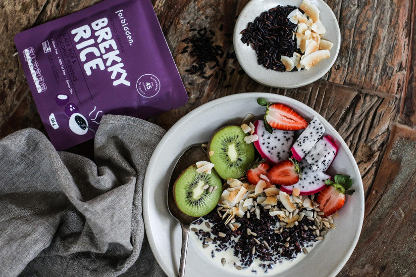 3 Fun Topping Ideas for Black Rice Pudding feature image