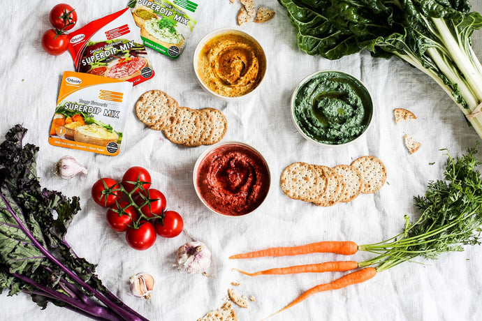 The 8 Healthiest Dips You Can Buy From The Supermarket